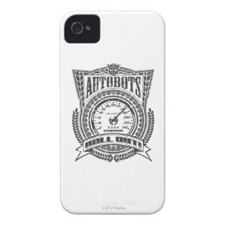 Autobot Speedometer iPhone 4 Case-Mate Case
