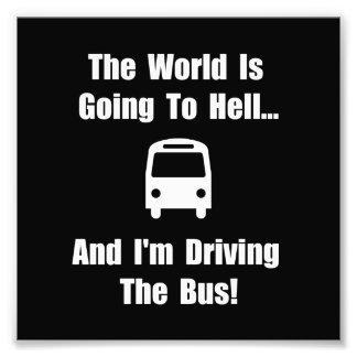 Autobús al infierno fotografía