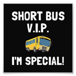 Autobús corto VIP Fotografía