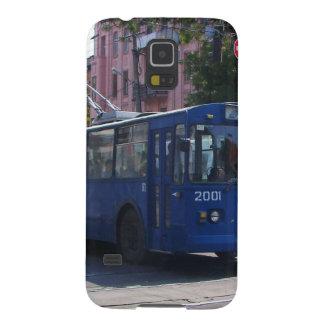 Autobús de carretilla carcasa galaxy s5