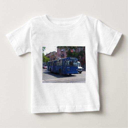 Autobús de carretilla polera