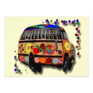Autobús de la mariquita comunicado