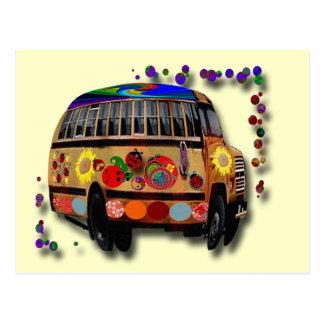 Autobús de la mariquita postal
