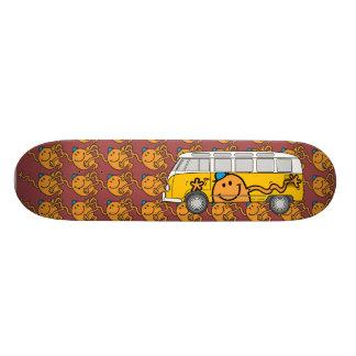 Autobús de las cosquillas skateboards