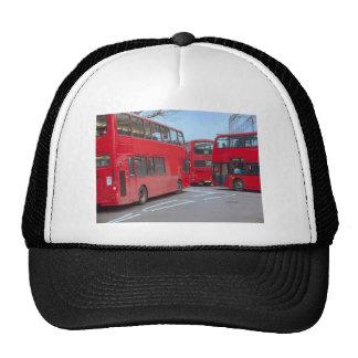 Autobús de Londres Gorros