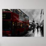 Autobús de Londres Poster