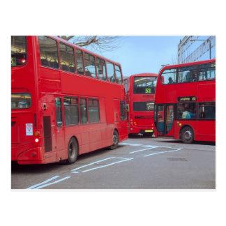 Autobús de Londres Postal