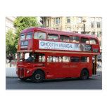 Autobús de Londres Tarjeta Postal