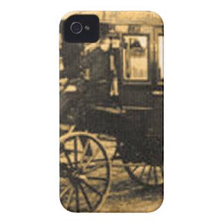 Autobús de los Ist iPhone 4 Case-Mate Carcasa