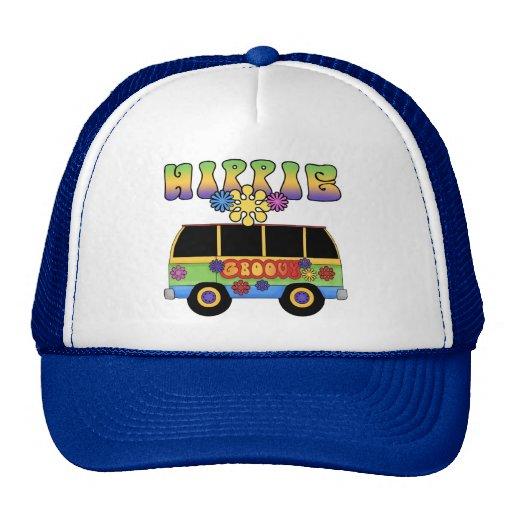 Autobús del Hippie Gorra