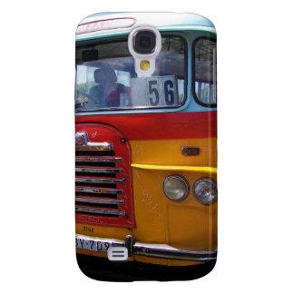 Autobús del vintage funda para galaxy s4