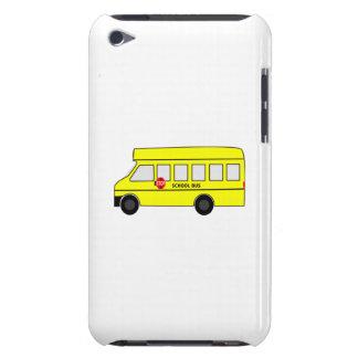Autobús escolar del dibujo animado funda Case-Mate para iPod