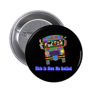 Autobús escolar del Hippie Pins