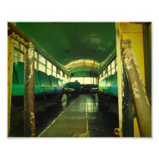 Autobús escolar fotografía