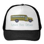 Autobús escolar gorra