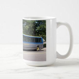 AUTOBÚS FLEXIBLE TAZAS DE CAFÉ