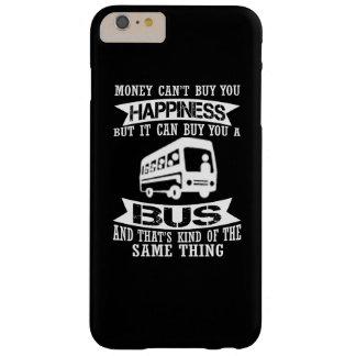 Autobús partido de la felicidad funda para iPhone 6 plus barely there