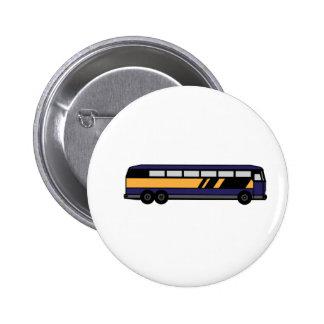 Autobús público pins