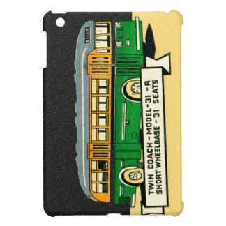 Autobús retro 31-R del coche del gemelo del vintag