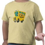 Autobús school - camisetas