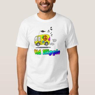 Autobús viejo del Hippie Poleras