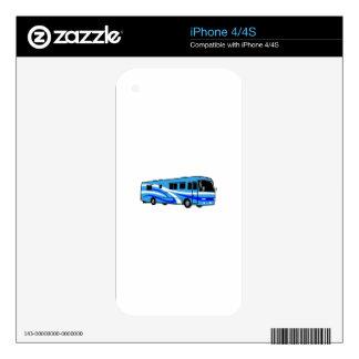 Autocaravana de rv skins para iPhone 4