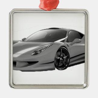 autocares coche ornaments para arbol de navidad