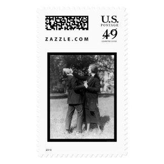 Autodefensa 1922 de la mujer policía franqueo