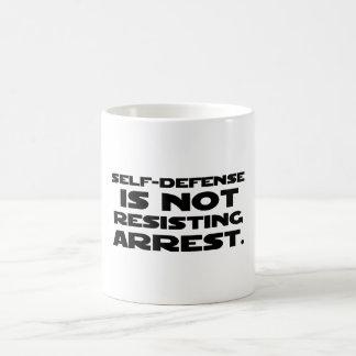 Autodefensa 3 taza