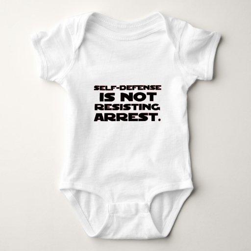 Autodefensa 4 body para bebé