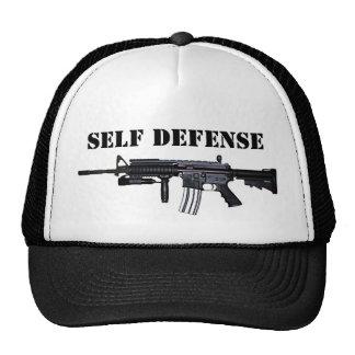Autodefensa AR15 (gorra) Gorro De Camionero