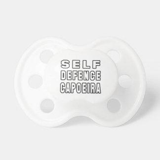 Autodefensa Capoeira Chupetes
