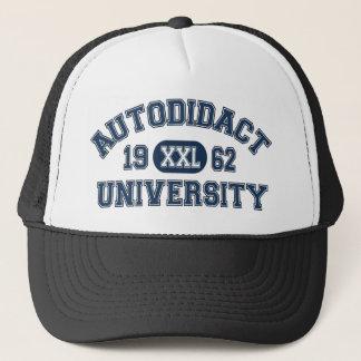 Autodidact University Athletic Trucker Hat