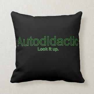 Autodidactic Cojín