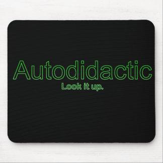 Autodidactic Mousepads