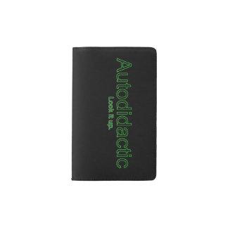 Autodidactic Pocket Moleskine Notebook