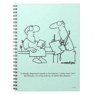 Autoexamen Note Book