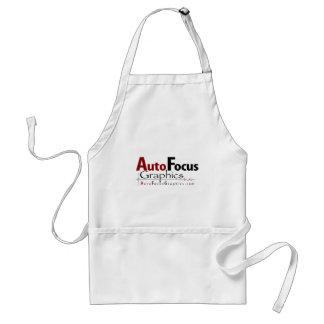 AutoFocus Graphics Adult Apron
