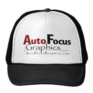 AutoFocus Graphics Trucker Hat