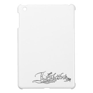 Autograph of Queen Elizabeth I of England Case For The iPad Mini