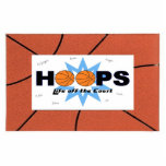 Autographs from Hoops Photo Sculptures