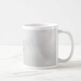 Autogyro Classic White Coffee Mug