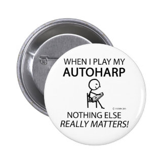 Autoharp Nothing Else Matters Button