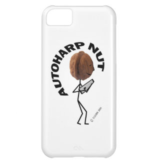 Autoharp Nut! Cover For iPhone 5C