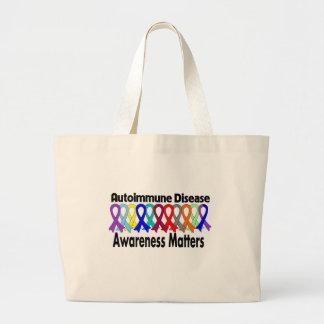 Autoimmune Disease Awareness Matters Bags