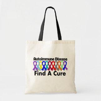 Autoimmune Disease Find A Cure Tote Bags