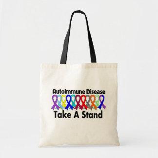 Autoimmune Disease Take A Stand Bag