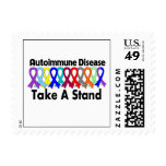 Autoimmune Disease Take A Stand Stamp