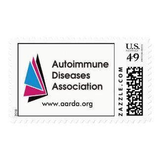 Autoimmune Diseases Association Postage Stamp