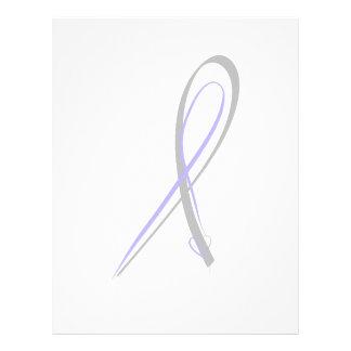 Autoimmune Encephalitis ribbon Letterhead